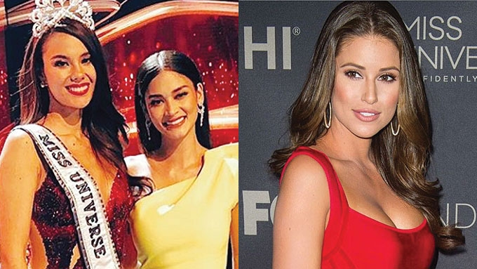 Ex-Miss Universe runner-up: Stop comparing Catriona, Pia
