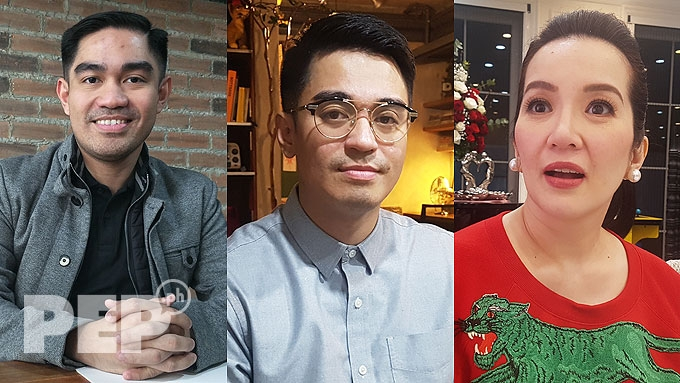 Jess Falcis warns Kris not to mess with two gay brothers