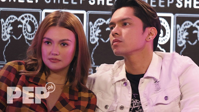 Angelica accuses netizens of ruining relationship with Carlo