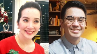 Kris Aquino admits to being the woman speaking to Nicko Falcis in recorded phone call
