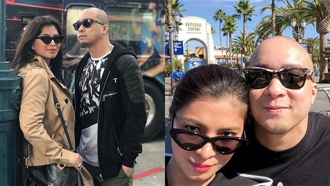 Angel Locsin says Neil Arce is good influence on her