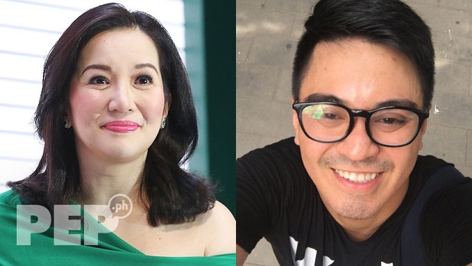 Nicko Falcis calls Kris Aquino