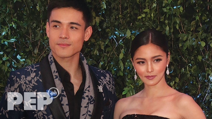 Xian explains why he and Kim hid their relationship