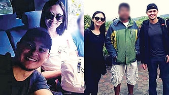 Sarah Geronimo, Matteo Guidicelli spend time together in Batanes