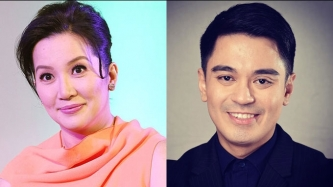 Nicko Falcis chafes at Kris Aquino saying his family is pawn to