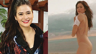 Bela Padilla counters body-shaming comment with positivity