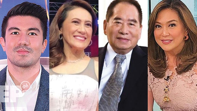 Ai-Ai, Luis, Karen, post tributes to Henry Sy Sr.