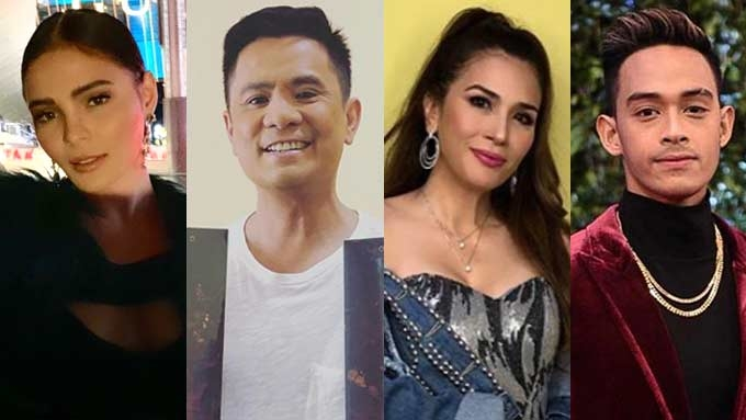 Lovi, Ogie, Zsa Zsa, Diego ecstatic over Manny Pacquiao win