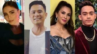 Lovi Poe, Ogie Alcasid, Zsa Zsa Padilla, Diego Loyzaga ecstatic over Manny Pacquiao win