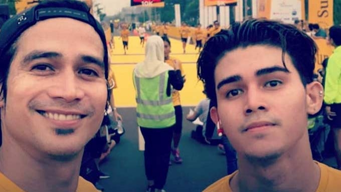 Piolo Pascual challenges basher to square-off