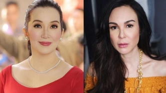 Kris Aquino refuses to confront Gretchen Barretto; leaves lawyers to issue statement