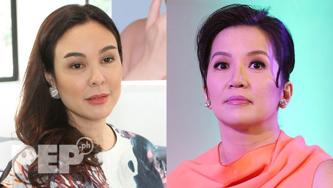 Gretchen Barretto mimics Kris Aquino threat to Nicko Falcis
