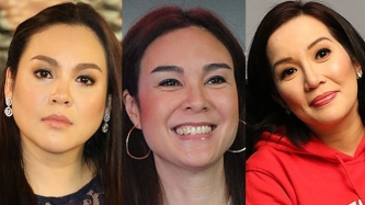 Claudine Barretto denies Kris Aquino solicited her help to bring down Gretchen