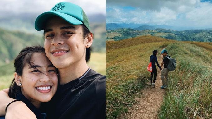 Gabbi Garcia posts sweet photos with boyfriend Khalil Ramos