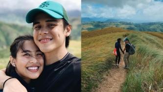 Gabbi Garcia posts sweet photos with birthday boy, boyfriend Khalil Ramos