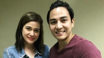 Kapuso actor Jak Roberto fanboys over Kapamilya actress Bea Alonzo