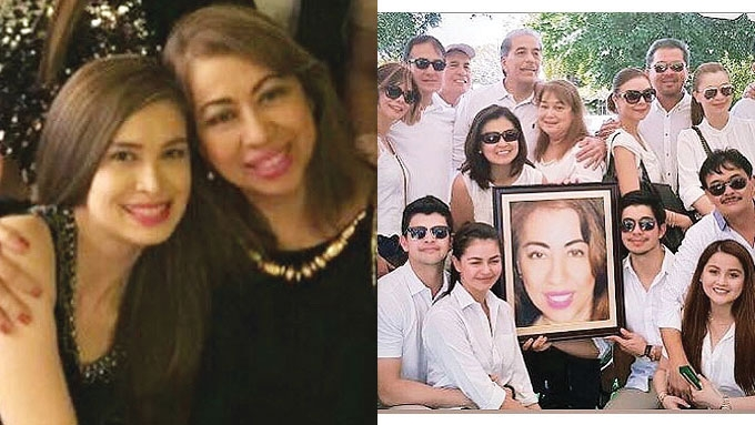 Sunshine Cruz pays tribute to Rodjun and Rayver's late mom