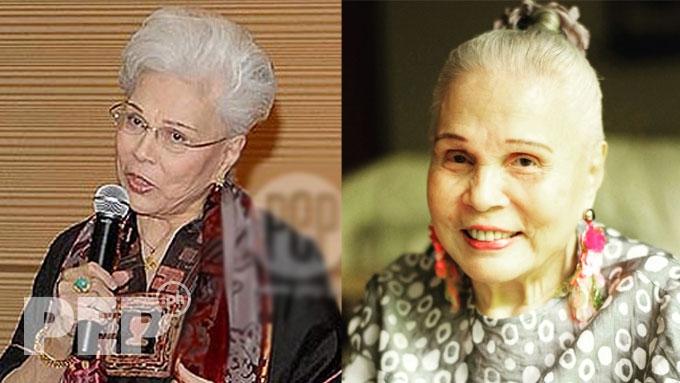 Armida Siguion-Reyna passes away at 88