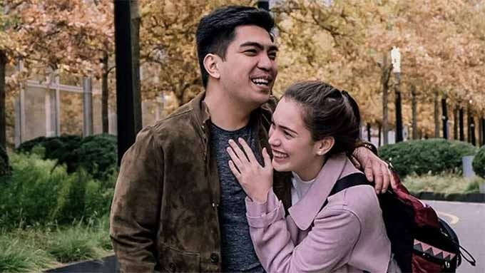 Jolo Revilla confirms relationship with Angelica Alita
