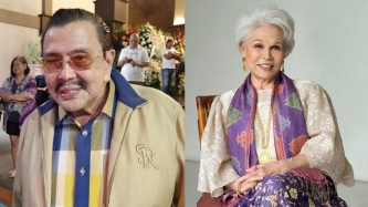 Ex-President Joseph Estrada mourns passing of former MTRCB chair Armida Siguion-Reyna