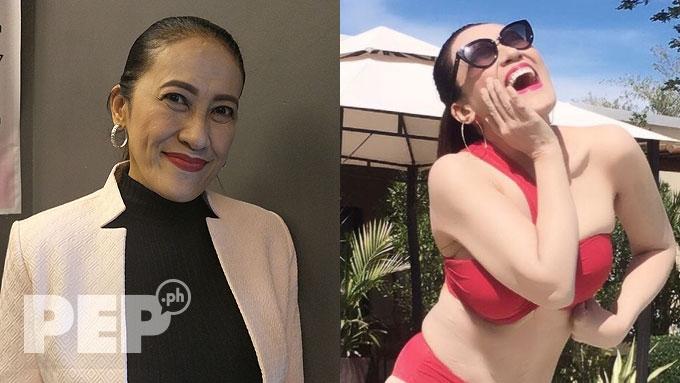 Ai-Ai delas Alas shrugs off bashers of her J.Lo challenge