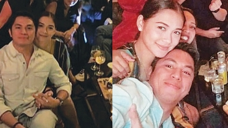 Did Maja Salvador get back together with rumored ex-boyfriend Rambo Nuñez?