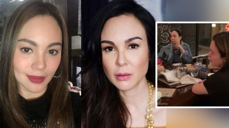 LOOK: Sisters Gretchen and Claudine Barretto spotted dining together