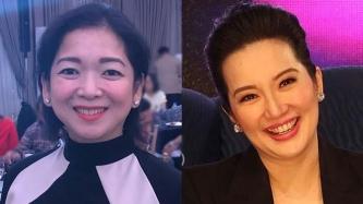 Harlene Bautista approves of Kris Aquino for brother Mayor Herbert Bautista?