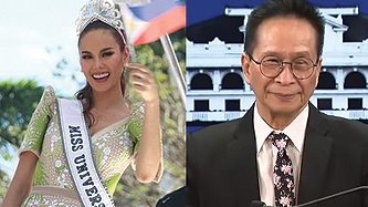 Malacanang reacts to Catriona Gray's stand on proposition to lower age of criminal liability