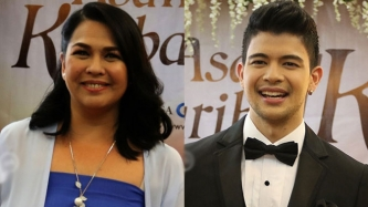 Lotlot de Leon attests to Rayver Cruz's strength while his mom battled cancer