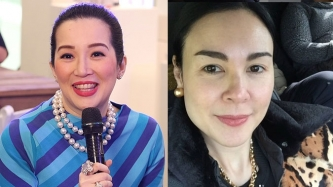 Gretchen Barretto congratulates Nicko Falcis on dismissal of Kris Aquino's theft complaint