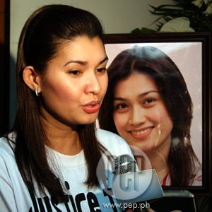 Rochelle Barrameda continues to seek justice for murdered sister Ruby Rose