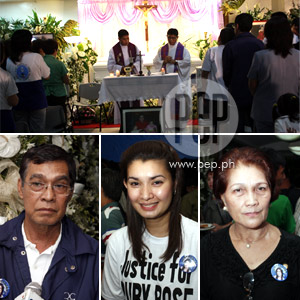 <strong>PEP EXCLUSIVE:</strong> Family of Ruby Rose Barrameda-Jimenez cries for justice