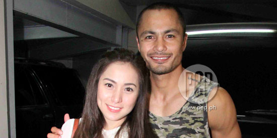 Derek Ramsay and Cristine Reyes split