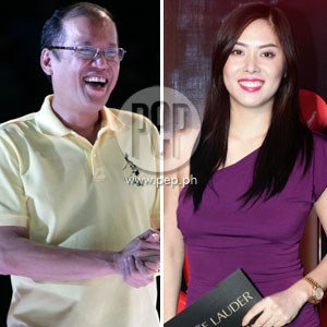 TV personality Grace Lee denies dating President Noynoy Aquino