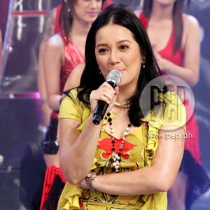 <strong>(UPDATED) </strong>Kris Aquino will leave <em>Pilipinas, Win na Win!</em>; four male singers to replace her