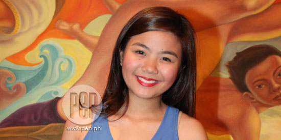 <p>Miles Ocampo not envious of friends Julia and Kathryn</p&g