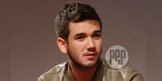 <p>Matt Evans confirms altercation with co-star in