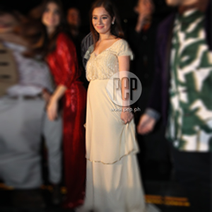 Andi Eigenmann says she's coping well with pregnancy; will continue to tape episodes for telenovela