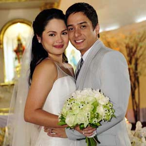 Judy Ann Santos Is Now Officially Mrs Agoncillo She Married Longtime Boyfriend Ryan In A Private Wedding Ceremony Held Earlier