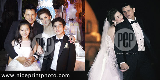 First Read On Pep Zoren Legaspi And Carmina Villarroel Finally Tie The Knot Surprises With Spot Proposal Wedding