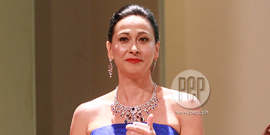 Cherie Gil reportedly walked out on the set of Ikaw Lamang