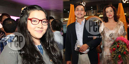 <p>Nonie & Shamaine Buencamino want to mourn in private&
