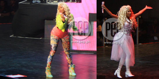 Nicki Minaj says the Philippines reminds her of the