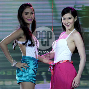<strong>(UPDATED)</strong> Marian Rivera and Heart Evangelista reportedly involved in a feud