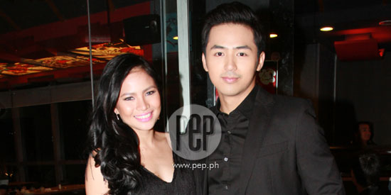Enzo Pineda confirms split with Louise delos Reyes