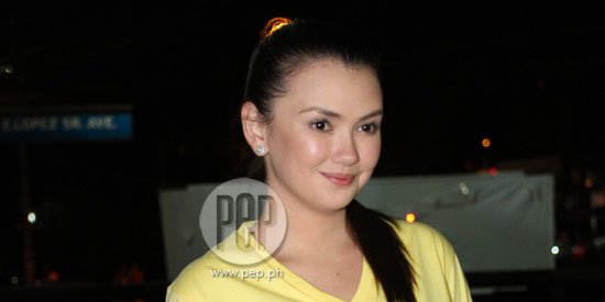 Angelica Panganiban clarifies John Lloyd Cruz-Diether Ocampo
