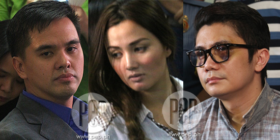 DOJ to charge Cedric, Deniece with serious illegal detention