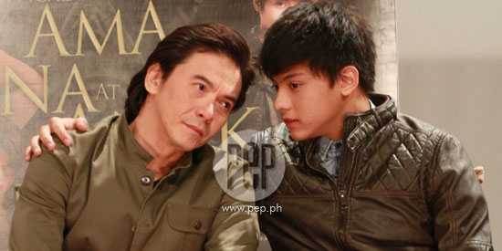 <p>Rommel Padilla reacts to 'confirmed' relation