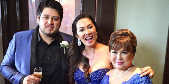 <p>Ruffa finally reconciles with mom Annabelle</p>